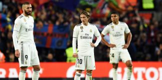 Madrid face Champions League qualification fight