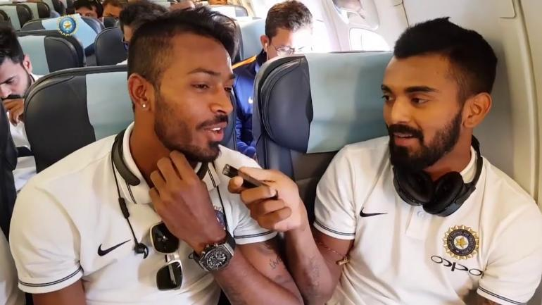 Pandya, Rahul suspension over sexist comments lifted