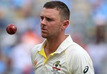 Josh Hazlewood ruled out of Sri Lanka series