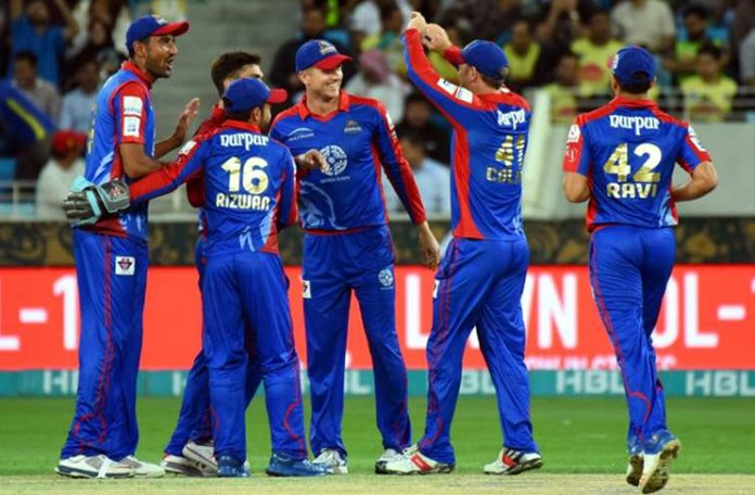 Political leaders wish to Karachi Kings lift the gold