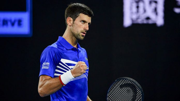 Dominant Djokovic demolishes Pouille to set up Nadal final