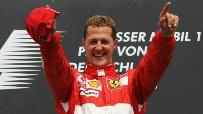 Formula One pays tribute to Schumacher at 50