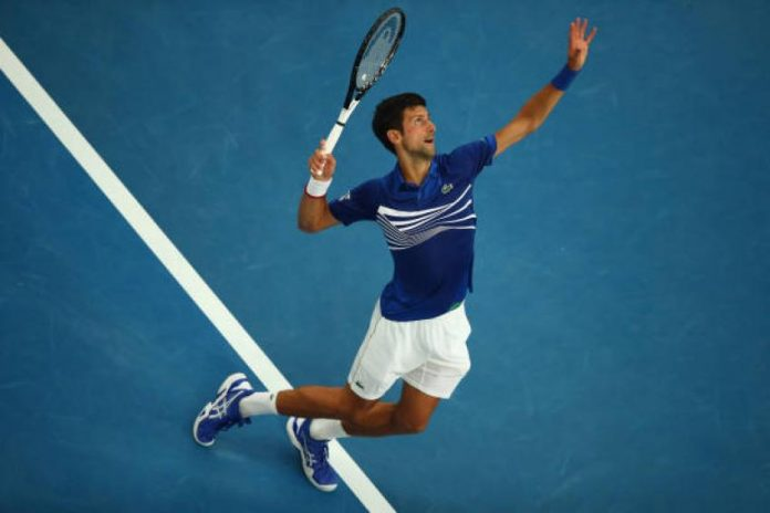 Djokovic passes Medvedev test to make Melbourne last-eight