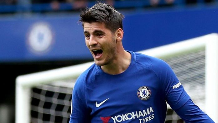 Chelsea striker Morata moves to Atletico on loan