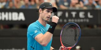 Murray upbeat after winning start in Brisbane