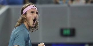 Tsitsipas leads 'Next Gen' charge against Federer
