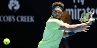 Tsonga walks down memory lane before facing Djokovic