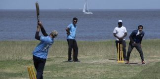 Uruguay's Indian cricketers