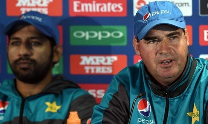 I am not worried about Sarfraz Ahmed's form: Arthur
