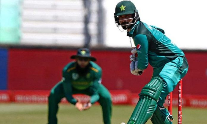 Hafeez to miss the first T20I against South Africa