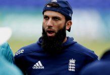 Turn up stump mics to curb sledging, says Moeen