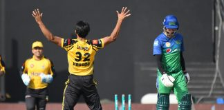 Four-star Hasan restricts Multan Sultans to 145
