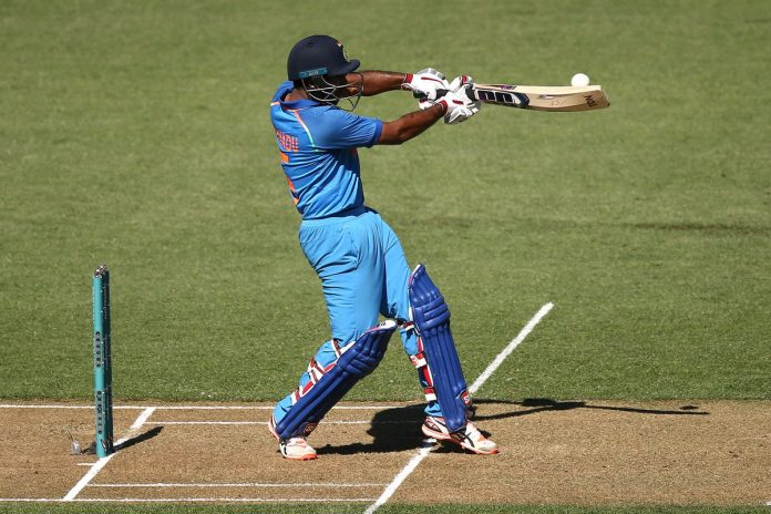 Rayudu to the rescue as India wrap up series