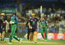 Afridi removes Watson after he scores brilliant half-century