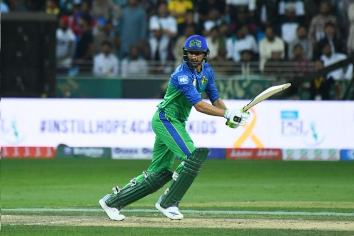 Sultans down United to claim their first victory of PSL 4