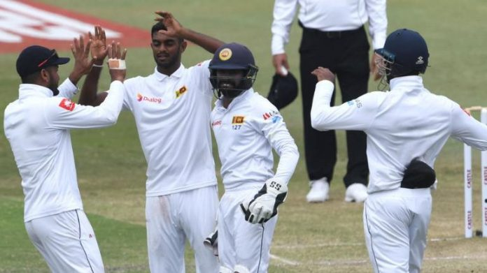 Sri Lanka defy the odds to claim historic test series win