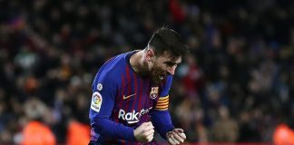 Messi double earns Barca a point in thriller with Valencia