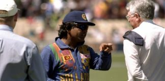 Ranatunga says Sri Lanka heading for World Cup disaster