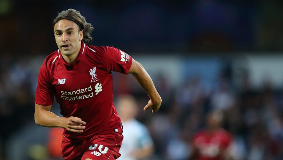 Fulham sign winger Markovic from Liverpool