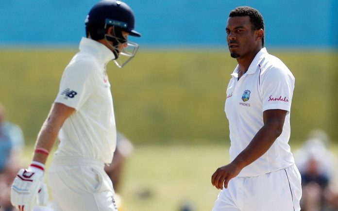 West Indies' Gabriel apologises and clears air over Root sledge