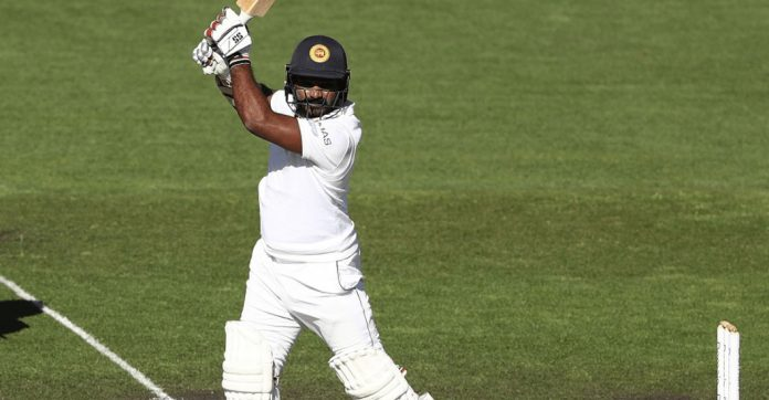 Perera blasts Sri Lanka to victory in first South Africa test