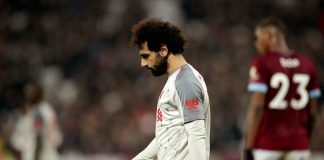 West Ham investigate alleged racist abuse aimed at Liverpool's Salah