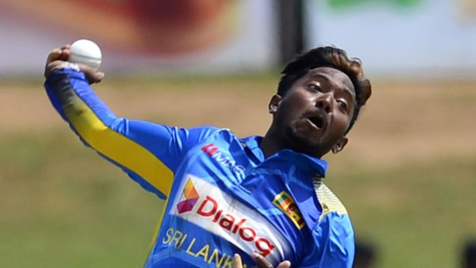 Sri Lanka's Dananjaya has illegal action ban lifted by ICC