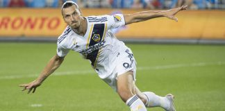 Zlatan vows to 'break every record in MLS this season'