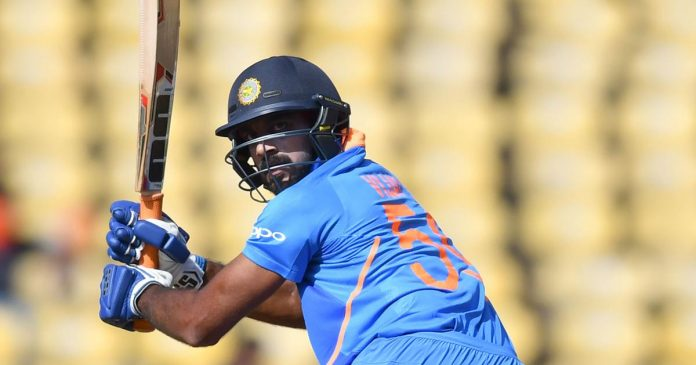 India count Shankar gain ahead of World Cup