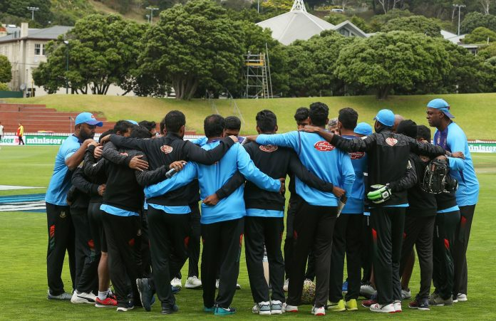 Bangladesh cricketers to only travel with security assurances