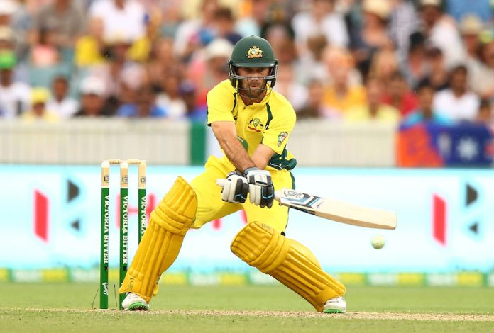 Maxwell may miss the opening ODI against Pakistan