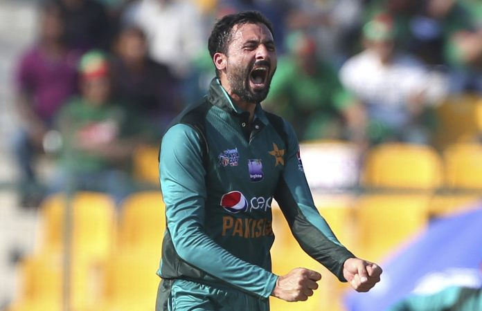 Junaid, Shinwari to replace Faheem, Abbas in the third ODI