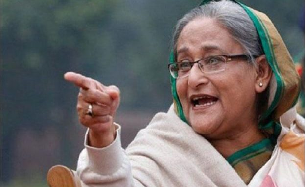 Bangladesh FIFA official arrested for 'defaming' PM Hasina