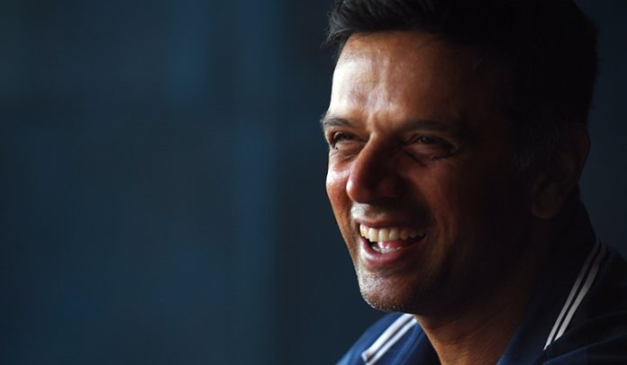 Rahul Dravid, a gift that keeps on giving