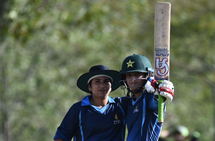 Bismah leads ZTBL to a win in Inter Departmental T20 Women's Cricket Championship