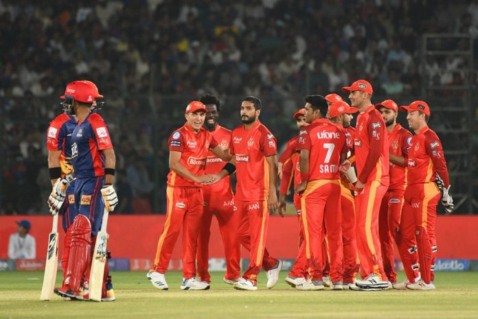 United beat Karachi Kings to advance to the second eliminator