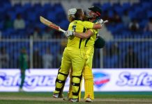 Finch, Marsh inspire Australia to a convincing win against Pakistan