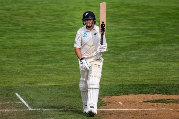 Taylor's double ton raises New Zealand victory hopes in rain-hit Test