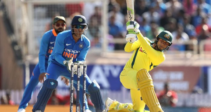 Khawaja, bowlers help Australia outplay army cap wearing India in 3rd ODI
