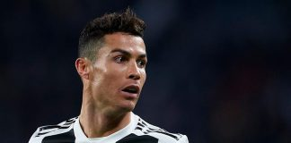 Ronaldo fined by UEFA for Atletico celebration