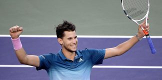 Thiem leapfrogs Federer after Indian Wells triumph