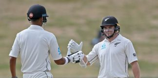 Latham, Raval tons as New Zealand dominate Bangladesh