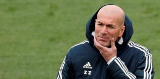 La Liga to be Real Madrid's number one priority next season - Zidane