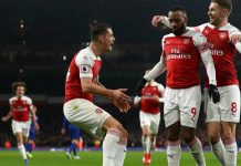 Champions League qualification in Arsenal's hands, says Emery