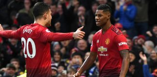 Man United hope Rashford can face Barcelona in Champions League