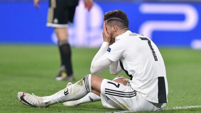 Ronaldo not enough as Juventus crash out to Ajax young guns