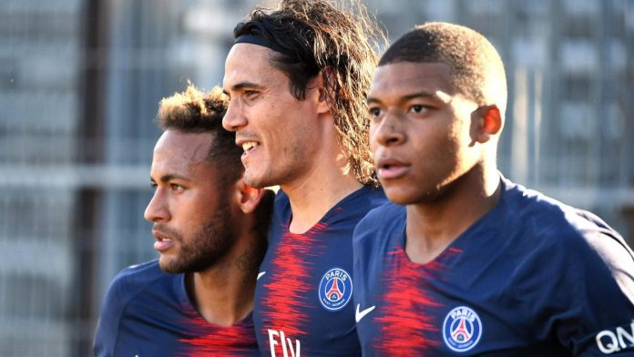 Neymar, Cavani near comebacks as stuttering PSG try to wrap up title