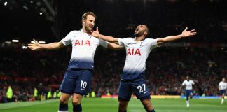 Tottenham climb to third, Cardiff near drop
