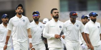India top test rankings for third straight year
