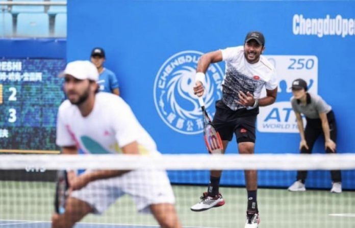 Aisam, Gonzalez win Houston men's doubles title